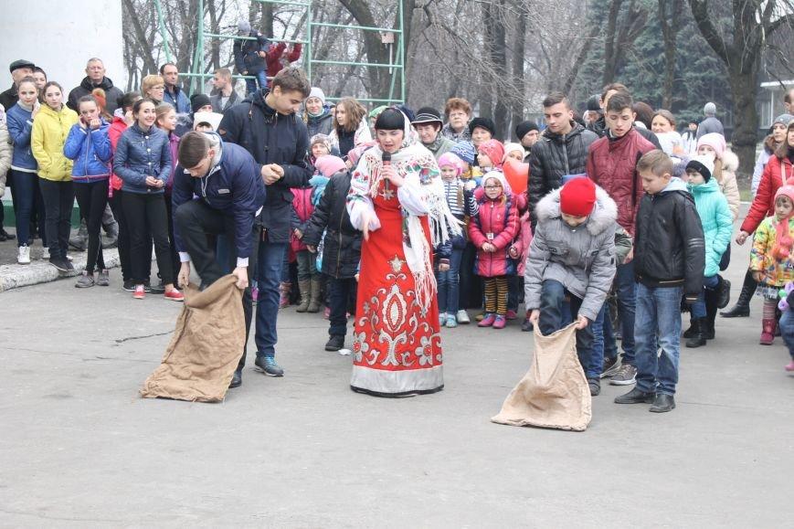 """""""Гуляй, Масленица!"""". Как Доброполье встречает весну (ФОТО), фото-13"""