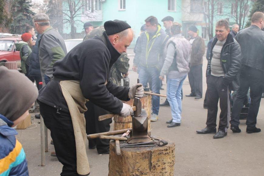 """""""Гуляй, Масленица!"""". Как Доброполье встречает весну (ФОТО), фото-9"""