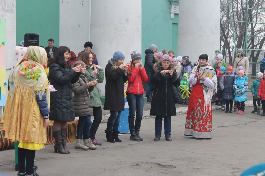 """""""Гуляй, Масленица!"""". Как Доброполье встречает весну (ФОТО), фото-2"""