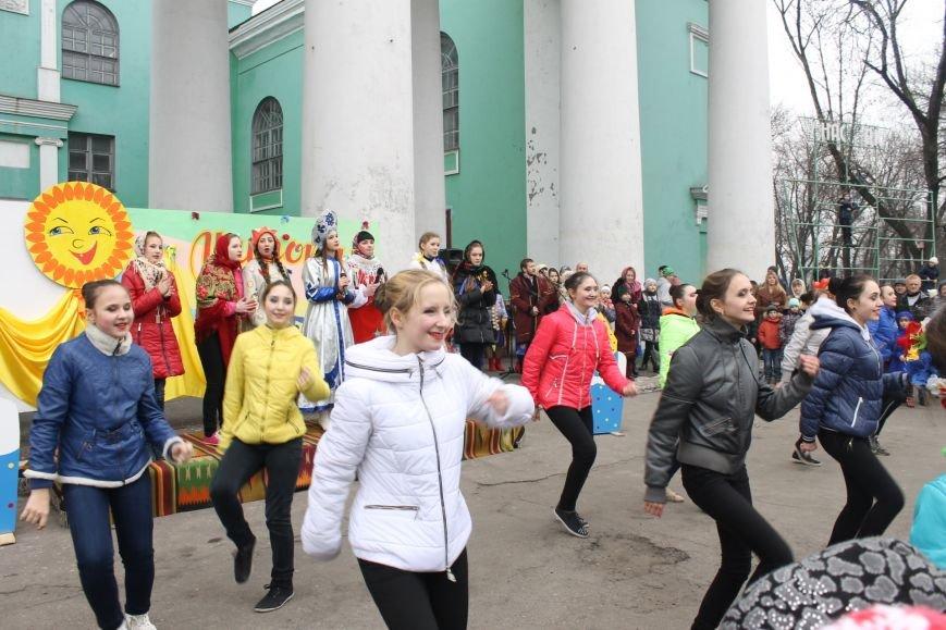 """""""Гуляй, Масленица!"""". Как Доброполье встречает весну (ФОТО), фото-17"""
