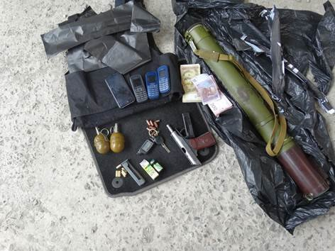 В Днепропетровске СБУ ликвидировала наркорынок (ФОТО) (фото) - фото 1