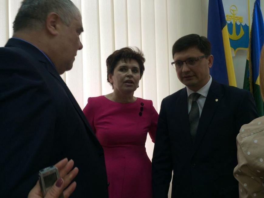 У областного казначейства в Мариуполе появился новый начальник (ФОТО+ВИДЕО), фото-4