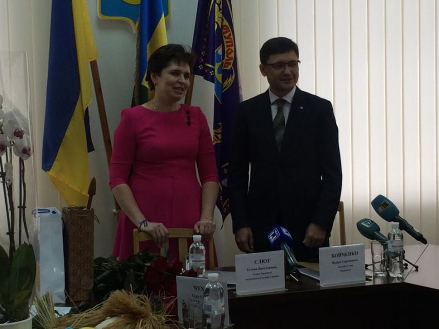 У областного казначейства в Мариуполе появился новый начальник (ФОТО+ВИДЕО), фото-2