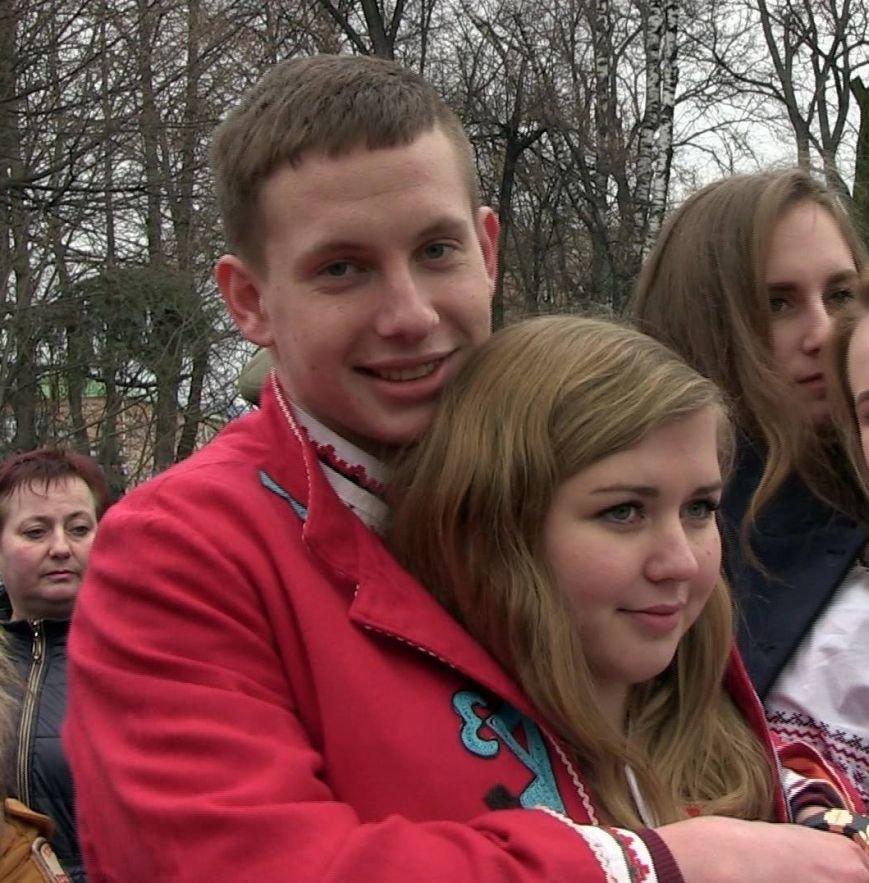 Белоцерковчане весело выпроводили зиму! (фото) (фото) - фото 4
