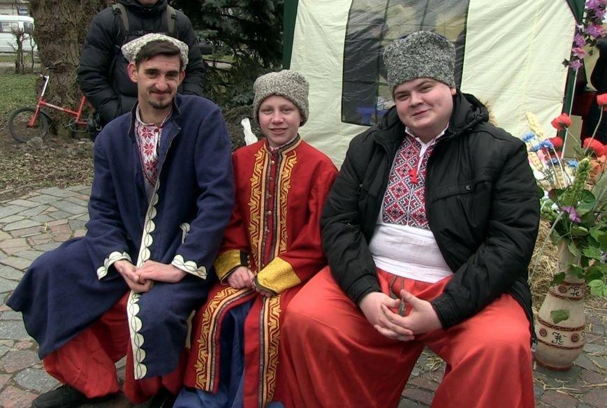Белоцерковчане весело выпроводили зиму! (фото) (фото) - фото 2