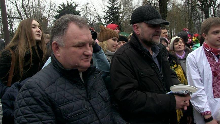Белоцерковчане весело выпроводили зиму! (фото) (фото) - фото 1
