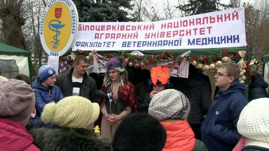 Белоцерковчане весело выпроводили зиму! (фото) (фото) - фото 3