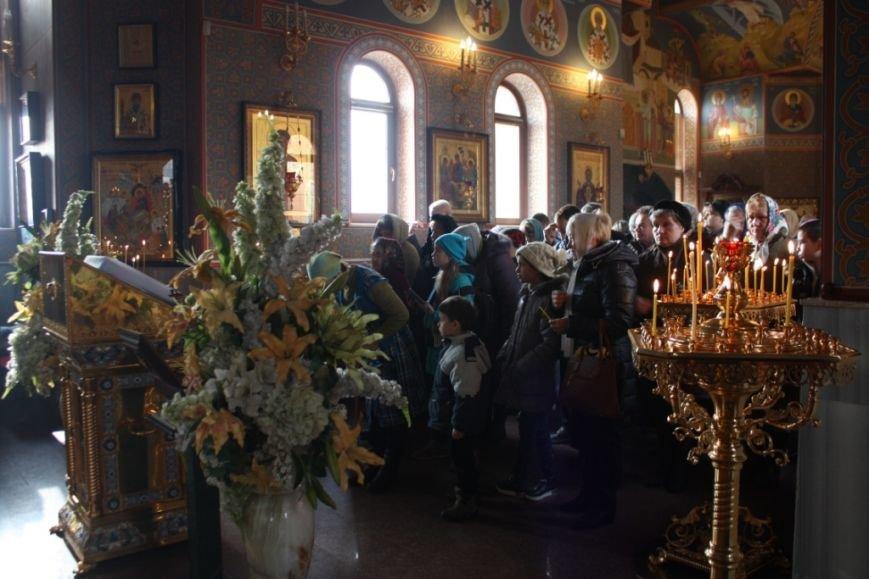 В Боевом торжественная служба в честь Прощенного воскресенья и народные гулянья объединили жителей района. (Фото, видео) (фото) - фото 1