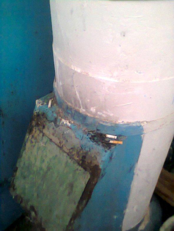 В Полтаве через неосторожное поведение с огнем горела многоэтажка (фото) - фото 1