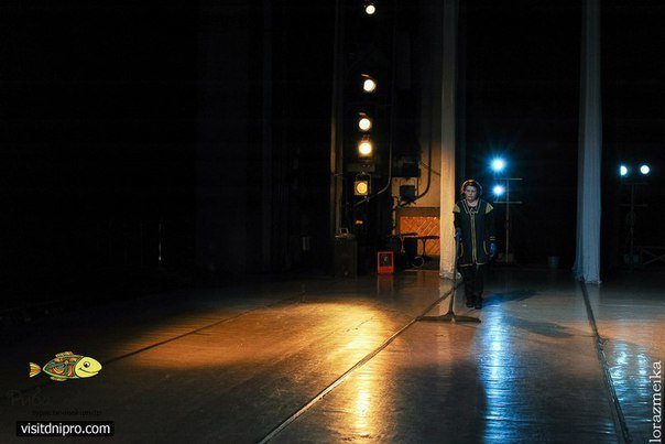Днепропетровцев показали закулисье театра оперы и балета (ФОТО) (фото) - фото 1