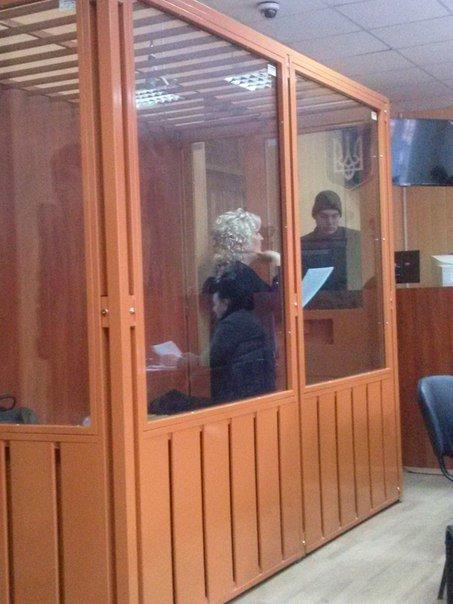 Штепа рассказал в суде подробности захвата Славянска и кричала Слава Украине (фото) - фото 1