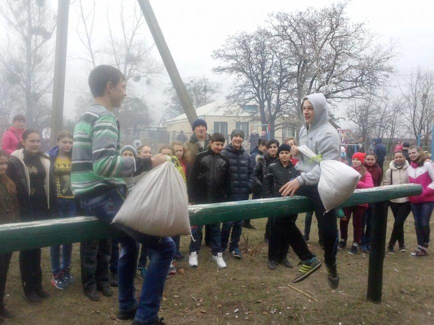 В Славянском районе отпраздновали Масленицу (фото) - фото 4