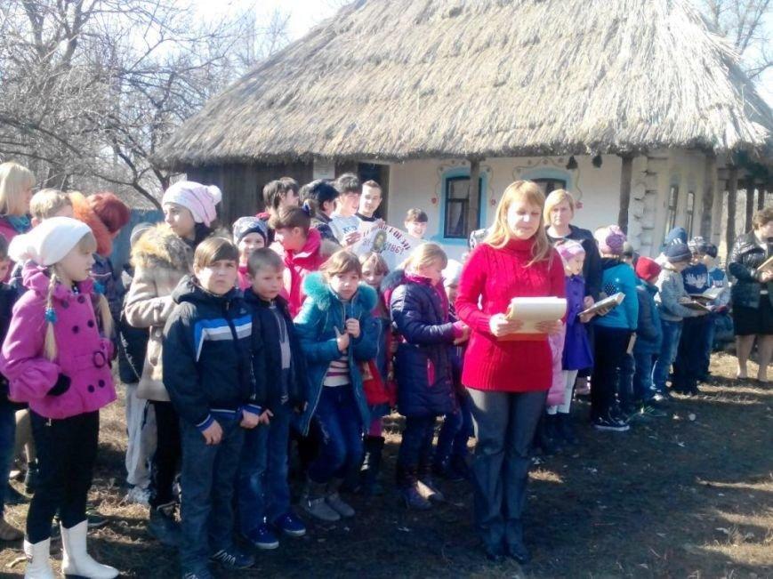 У Слов'янському районі відбувся флешмоб (фото) - фото 4