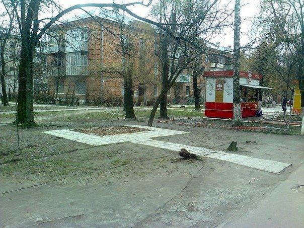 Житомир освободили от еще трех незаконно установленных временных сооружений, фото-3