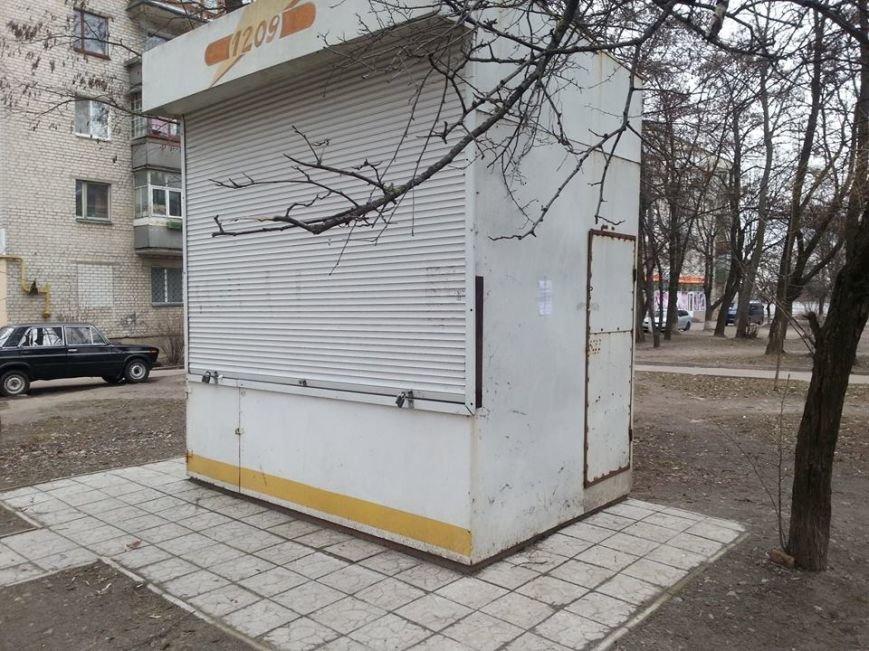 Житомир освободили от еще трех незаконно установленных временных сооружений, фото-1