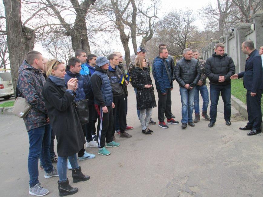 22be865666b165d4a595115daf673a8c Одесситы почтили память погибших в Анкаре
