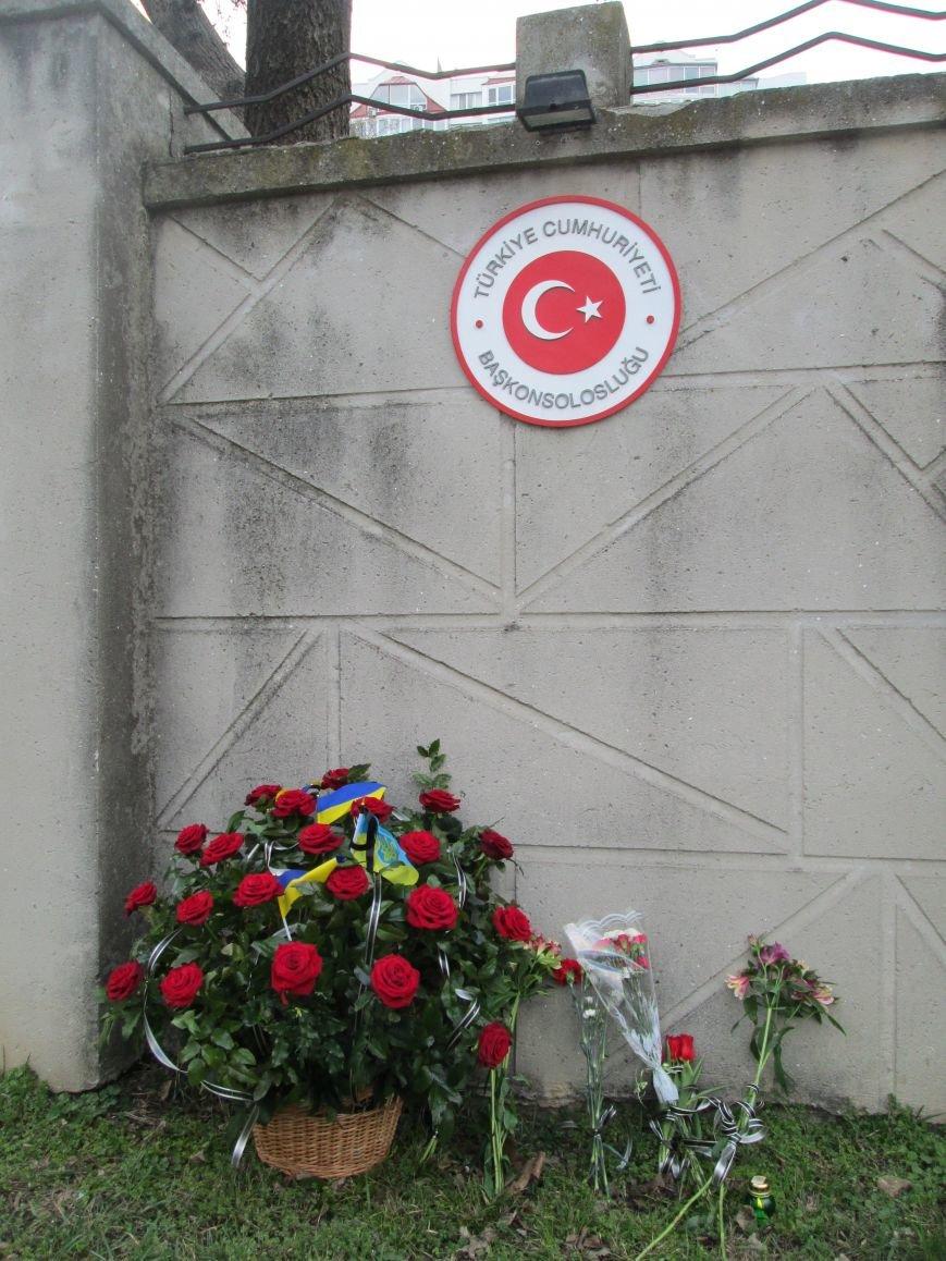 8f4fb1a5d650445fb2c0bdbfd61d433b Одесситы почтили память погибших в Анкаре