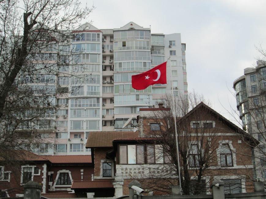 e35ef6365bbd060e9cd15d2e780206b2 Одесситы почтили память погибших в Анкаре