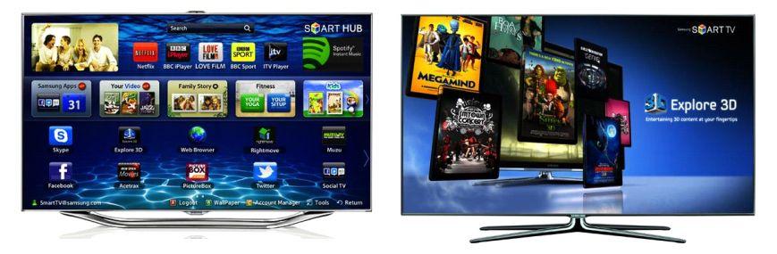 Пополнение линейки Samsung Smart TV свежими моделями (фото) - фото 2