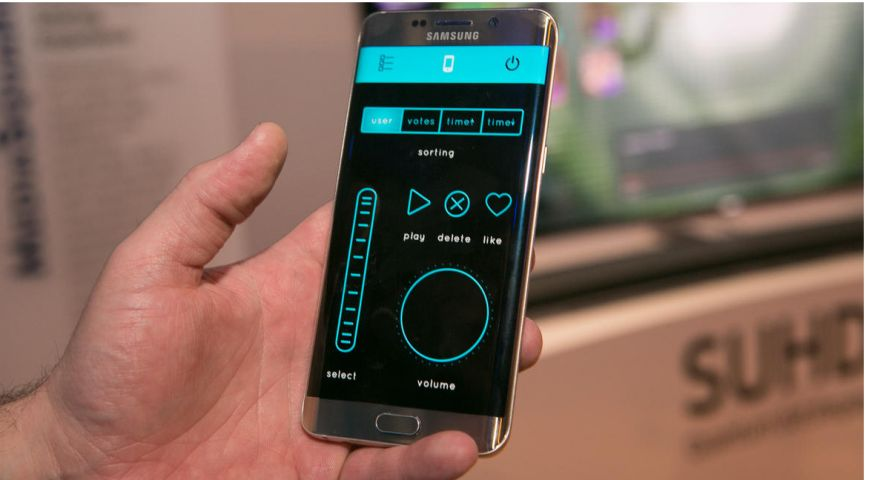 Пополнение линейки Samsung Smart TV свежими моделями (фото) - фото 9