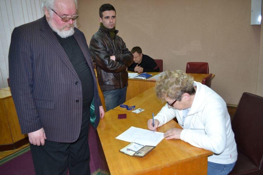 Горизбирком Кривого Рога дважды за день определял предприятие, которое напечатает бюллетени (ФОТО), фото-6