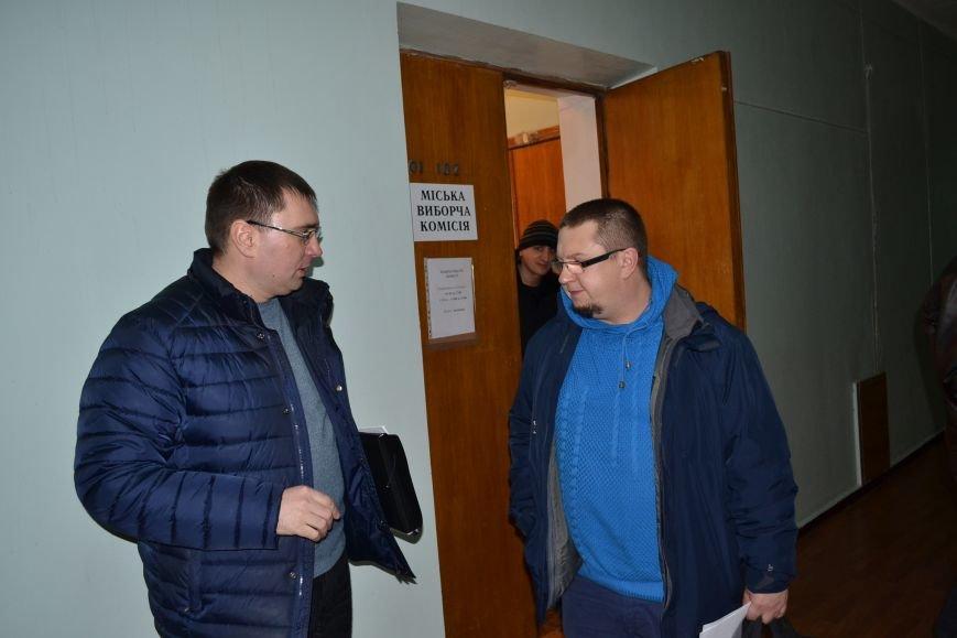 Горизбирком Кривого Рога дважды за день определял предприятие, которое напечатает бюллетени (ФОТО), фото-5