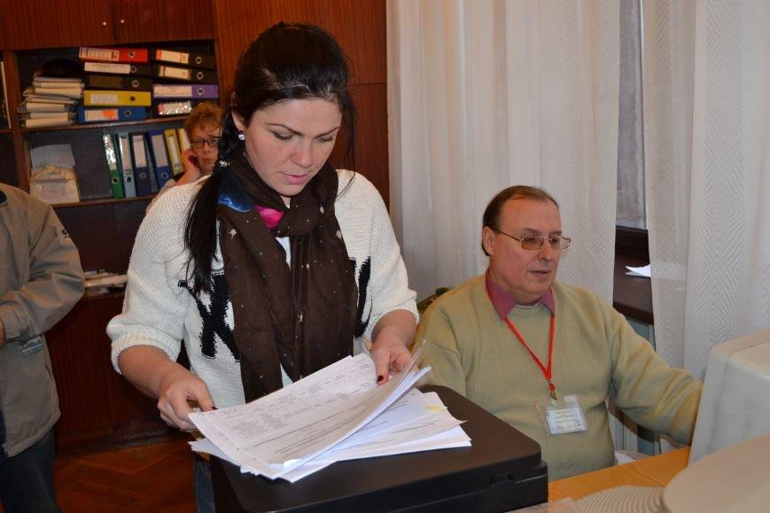 Горизбирком Кривого Рога дважды за день определял предприятие, которое напечатает бюллетени (ФОТО), фото-4
