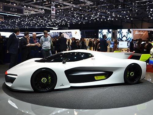 Найяскравіші концепти автосалону в Женеві. Фото, фото-12