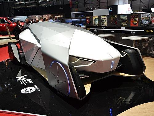 Найяскравіші концепти автосалону в Женеві. Фото, фото-8