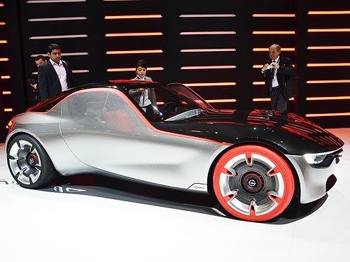 Найяскравіші концепти автосалону в Женеві. Фото, фото-10