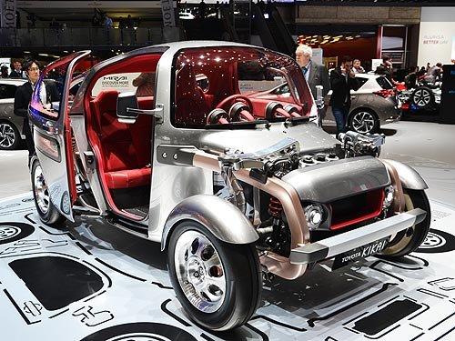 Найяскравіші концепти автосалону в Женеві. Фото, фото-17