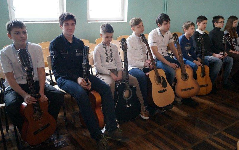 В маленьком Бердянске есть большие таланты (фото) - фото 4