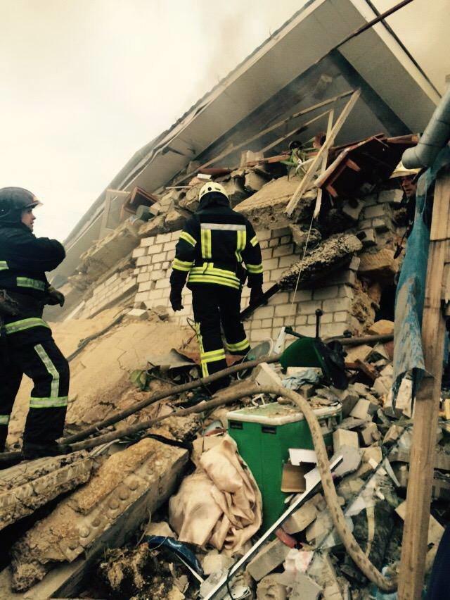 c5ecb3574fbed57b069541eacc649a39 Информации о находящемся под завалами дома под Одессой ребенке - нет