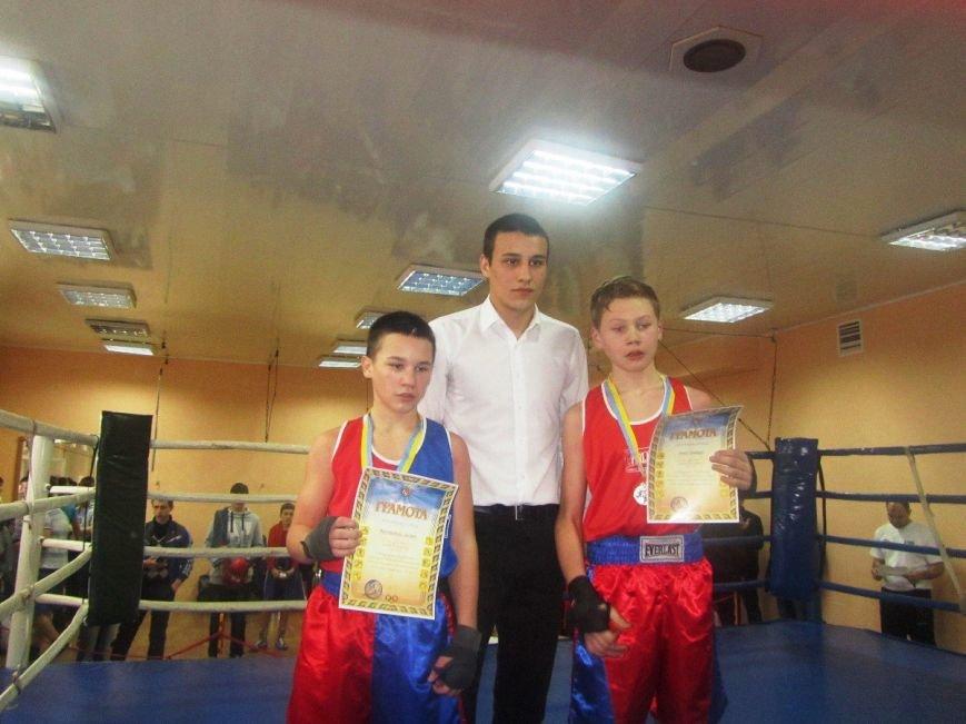Юные боксеры большого Доброполья показали достойные результаты, фото-9