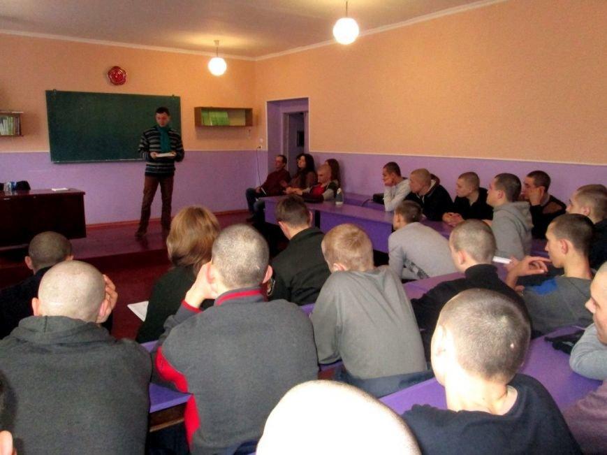 В Кременчуге поэты читали стихи заключенным (фото) - фото 2