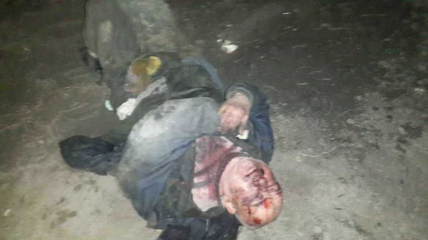 394d0c17416f34a4d11bfe7d1d0cfd3d Под Одессой жестоко избили старика и бросили умирать на улице