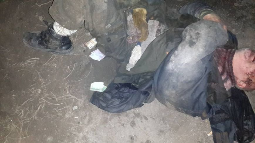 de75f10a610cae33c97ae0f9e22cd7b3 Под Одессой жестоко избили старика и бросили умирать на улице