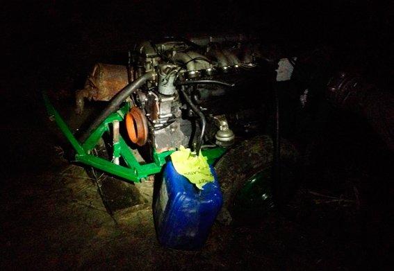 В двух районах Житомирщины полиция задержала янтареискателей (фото) - фото 1