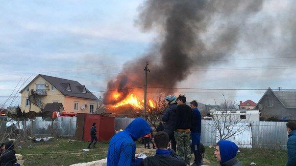 Страшный взрыв жилого дома под Одессой: мальчика еще ищут, девочка в реанимации (ФОТО, ВИДЕО) (фото) - фото 1