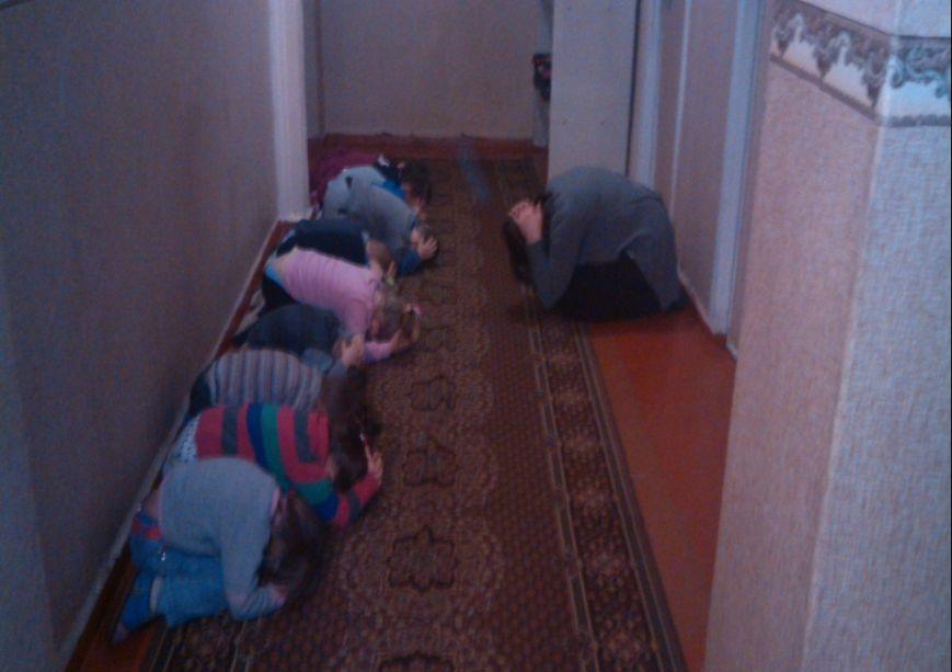 В Белицком детском саду отрабатывали действия при ЧП (фото) - фото 1