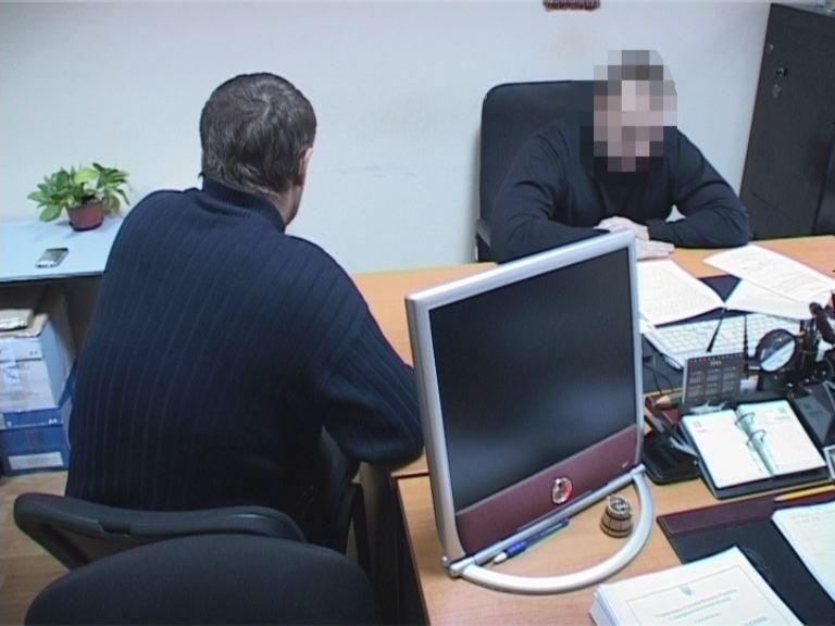 Сотрудники СБУ Днепропетровщины в Терновке задержали организатора