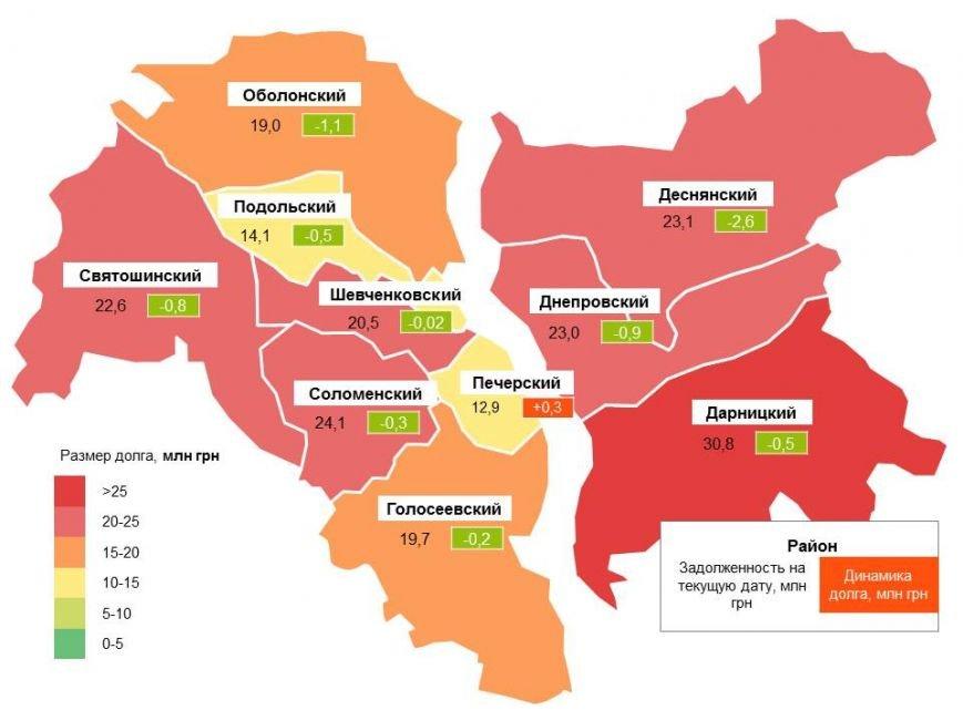 """Долг столицы за электричество перед """"Киевэнерго"""" превысил 866 млн грн (фото) - фото 1"""
