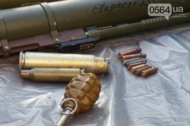 Днепропетровщина встретила героическую 93 бригаду (ВИДЕО), фото-1