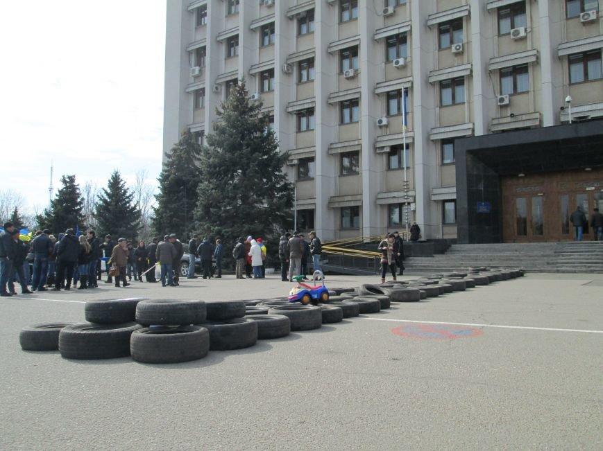 6500ac9d14971f2ebd105dca480dfa3f «Автомайдан» в Одессе без пожара добился нужного обещания