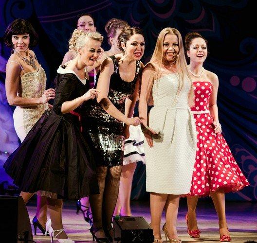 Оливье-мюзик-шоу 21 марта на сцене Гродненского облдрамтеатра (фото) - фото 1