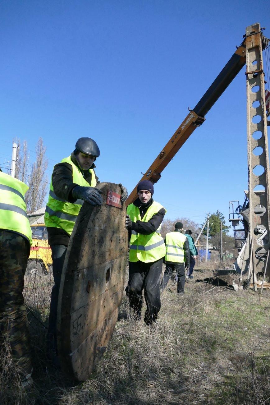 В Донецке к 1 мая обещают восстановить движение по маршруту трамвая № 1 (ФОТО) (фото) - фото 3