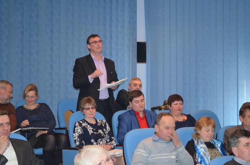 Німецький експерт Олівер Ерет приймає участь у процесі децентралізації Новоград-Волинського району (фото) - фото 1