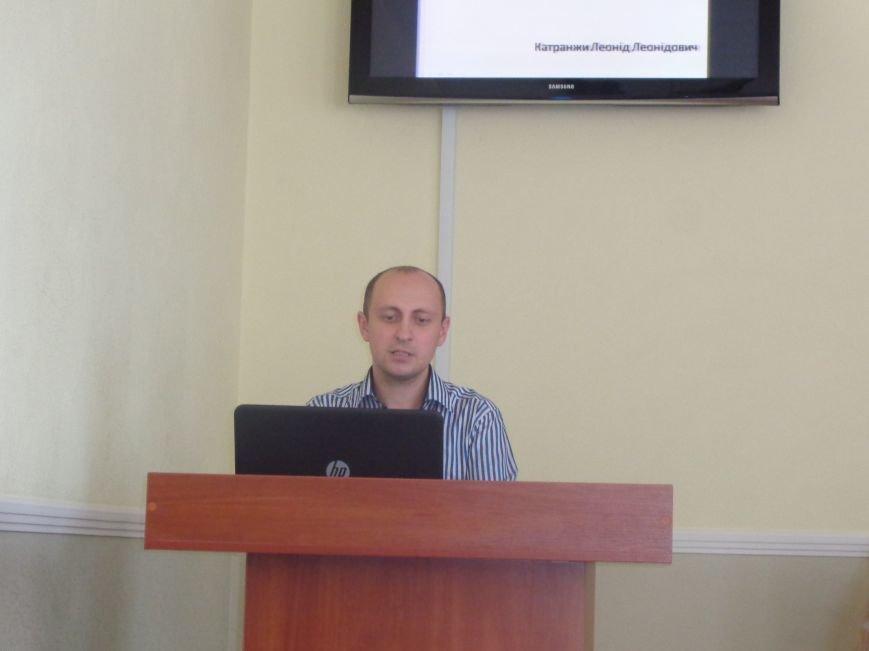 В ДонНТУ Красноармейска обсудили политику инвесторов и корпоративные перспективы (фото) - фото 13