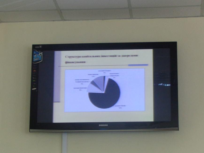 В ДонНТУ Красноармейска обсудили политику инвесторов и корпоративные перспективы (фото) - фото 11