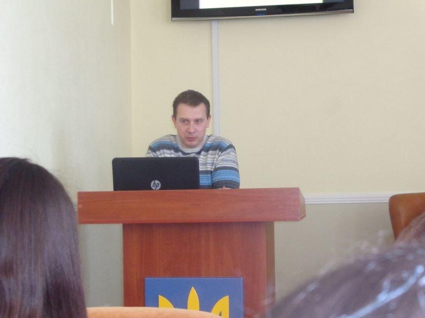 В ДонНТУ Красноармейска обсудили политику инвесторов и корпоративные перспективы (фото) - фото 10